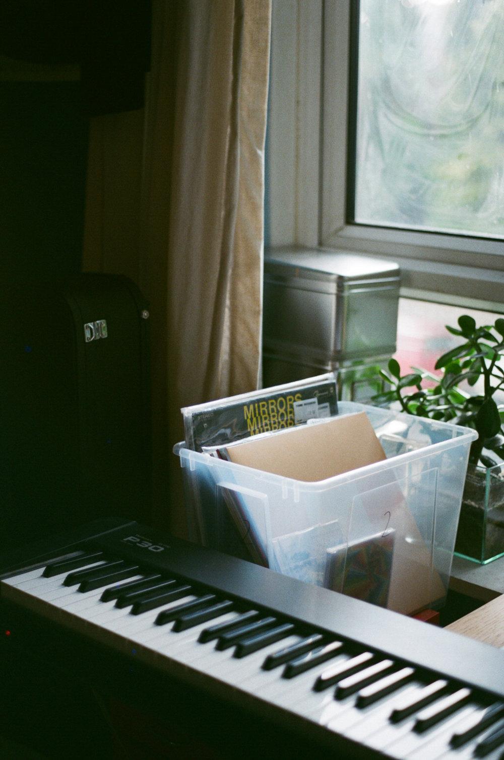 Kelpe's studio, Stoke Newington