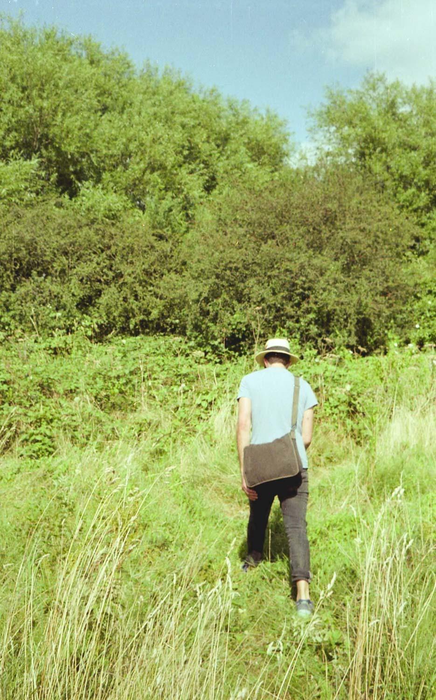Adam  Hackney Marshes  August 2016