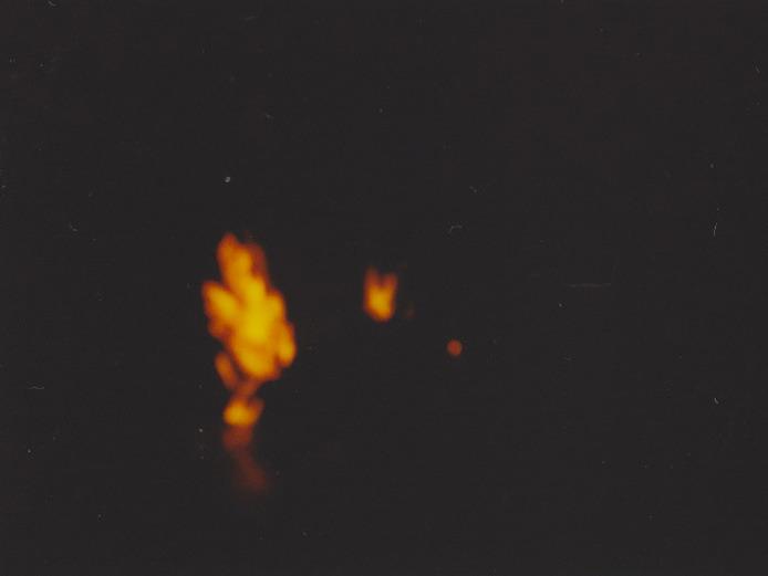Lake Crescent fire after rain  Port Angeles, WA   August 2015