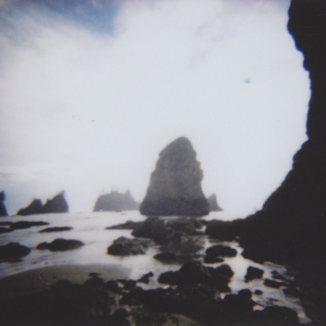 Shi Shi Beach, Washington   August 2015