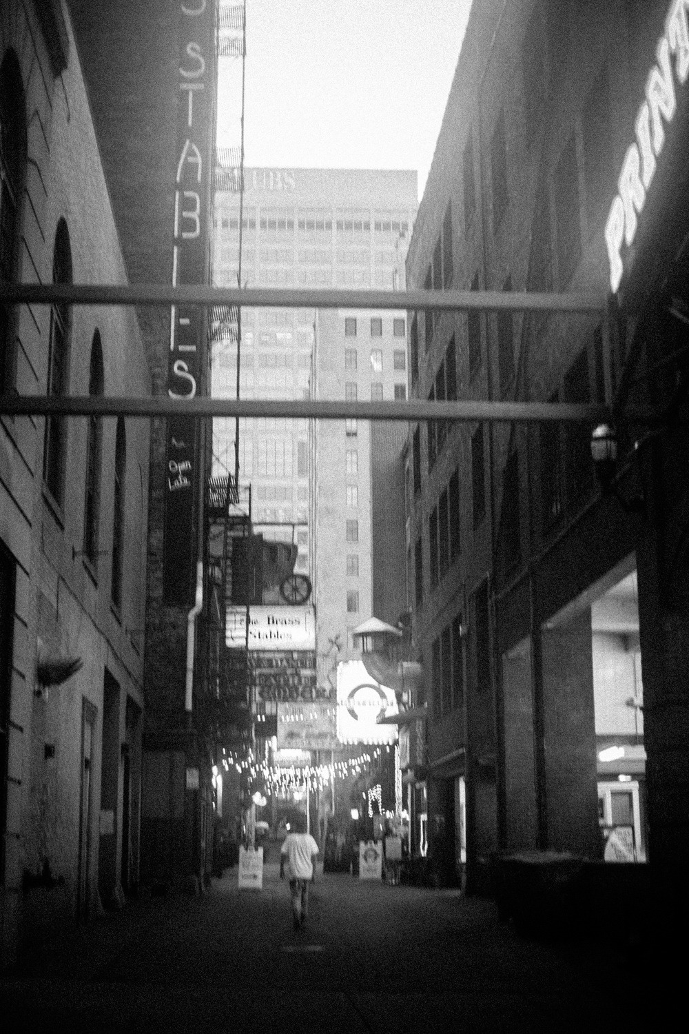 Printer's Alley  Nashville, TN   June 2015