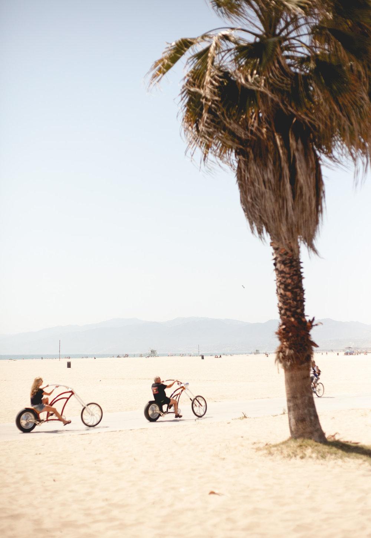 Venice Beach, California  May, 2015