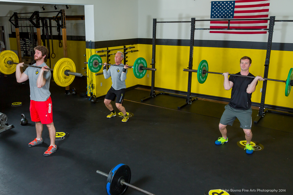 CrossFit can be done by anyone. At CrossFit Redondo, we work with a variety of different individuals, but what they all have in common is a commitment to their health and fitness