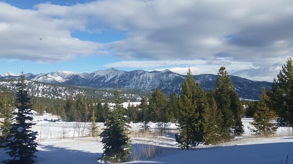 Big Sky, MT on Thanksgiving Day 2014