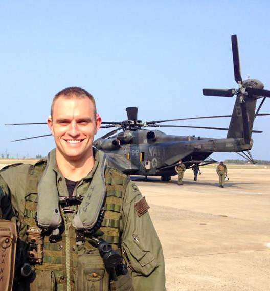 """U.S. Navy Lt. J. Wesley """"Wes"""" Van Dorn, 29, of Greensboro, North Carolina, died on Jan. 8, 2014, of injuries sustained in a helicopter crash off the coast of Virginia. He was a member of Helicopter Mine Countermeasures Squadron 14 at the Naval Air Station in Norfolk, Virginia. Van Dorn was a well-rounded and skilled athlete. According to his friends, he """"prided himself on his ability to lift huge weight with the big guys and run with the smaller ones."""" Van Dorn is survived by his wife, Nicole; sons, Jaxton and Maddox; parents, Mark and Susan; brother, Max; and sister, Cara."""