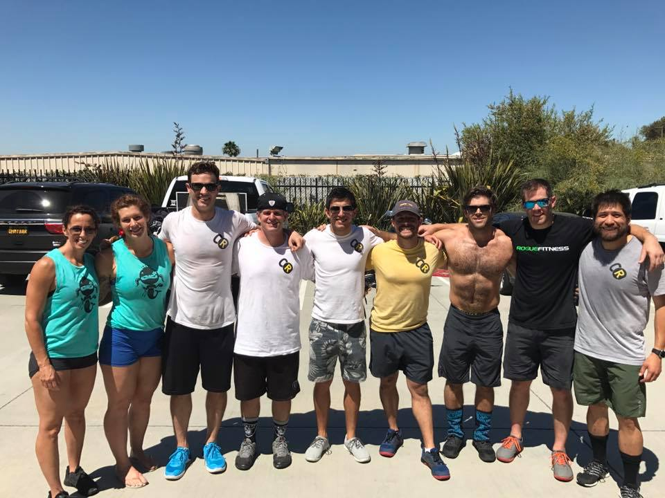 Congrats to our CFR competitors in the Reality Games this weekend!