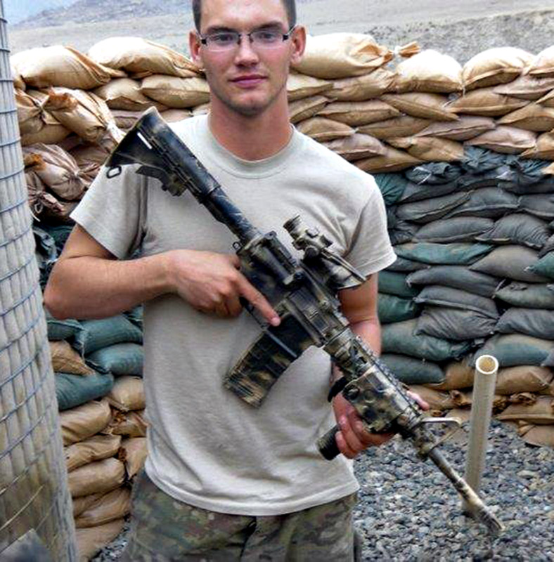 U.S. Army Specialist Donald L. Nichols, 21, of Shell Rock, Iowa, assigned to the 1st Battalion, 133rd Infantry Regiment, Iowa Army National Guard, based in Waterloo, Iowa, died April 13, 2011, in Laghman province, Afghanistan, of wounds suffered when insurgents attacked his unit using an improvised explosive device. He is survived by his mother and stepfather, Roger and Becky Poock; his father and stepmother, Jeff and Jeanie Nichols; and his brothers, Nick and Joe.