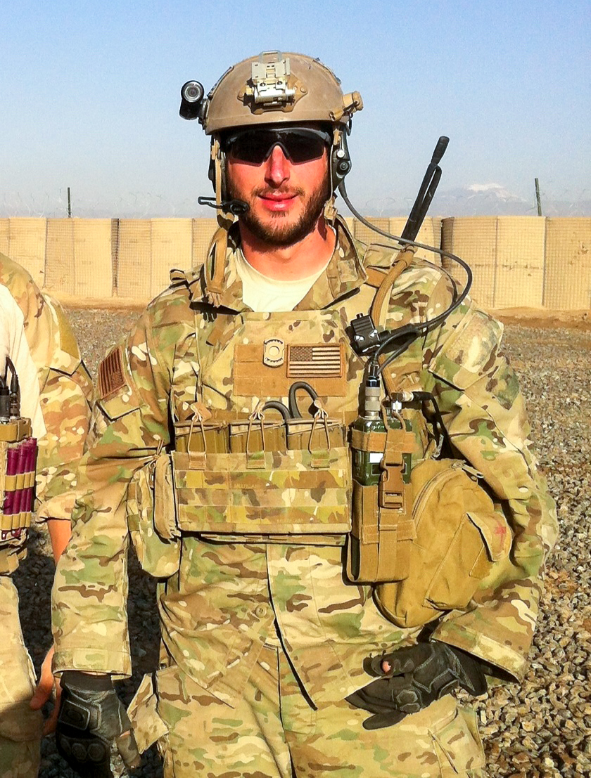 "U.S. Army Staff Sgt. Michael H. Simpson, 30, of San Antonio, Texas, died May 1, 2013, from injuries caused by an improvised explosive device on April 27, 2013, in Arian, Afghanistan. Simpson, nicknamed ""The Unquiet Professional,"" was assigned to the 4th Battalion, 1st Special Forces Group (Airborne), Joint Base Lewis-McChord, Washington. He is survived by his wife, Krista; sons, Michael and Gabe; sister, Abigail; brothers, David and Isaac; parents, Michael W. and Barbara; and many other friends and family. Donations can be made in his name to     The Unquiet Professional    , a nonprofit organization started by the family and benefitting Gold Star Families."