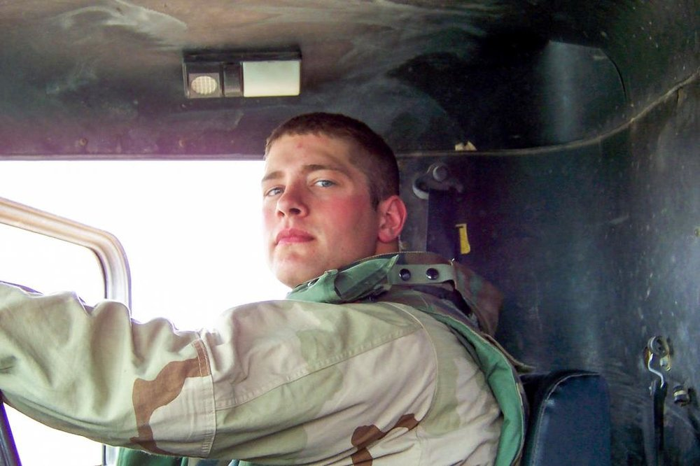 """U.S. Army Staff Sgt. Keith """"Matt"""" Maupin, 24, of Batavia, Ohio, disappeared on April 9, 2004, when insurgents south of Baghdad attacked his convoy with small-arms fire and rocket-propelled grenades. His remains were found on March 20, 2008. Prior to his disappearance, Maupin served as part of the 724th Transportation Company in Bartonville, Illinois.  He is survived by his mother, Carolyn; father, Keith; a brother and sister; and many other friends and family members."""