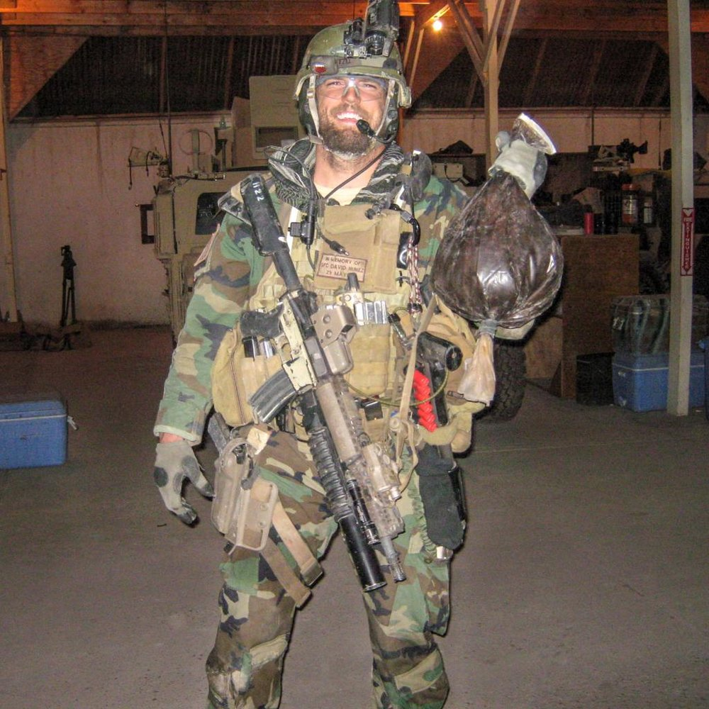 Marine Master Sgt. Aaron Torian, 36, of Paducah, Kentucky, died Feb. 15, 2014, during combat operations in Helmand Province, Afghanistan. Torian was assigned to 2nd Marine Special Operations Battalion, Marine Special Operations Regiment, U.S. Marine Corps Forces Special Operations Command in Camp Lejeune, North Carolina, and was on his sixth deployment at the time of his death. He started CrossFit training in 2006 and was one of the original members of CrossFit Wilmington in North Carolina. His favorite movements included cleans, thrusters, sprints and kettlebell swings. He is survived by his wife, Jurley; and children, Elijah, Laura Bella and Avery.
