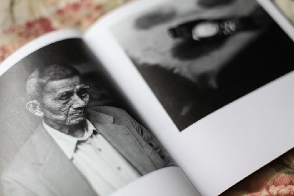 Grandpa, Limited Edition of 100, Available for purchas  e at Dashwood Books