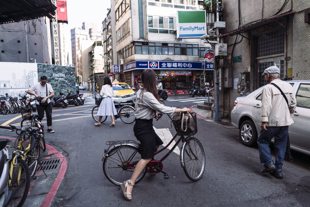 The Look: Taipei, For the New York Times