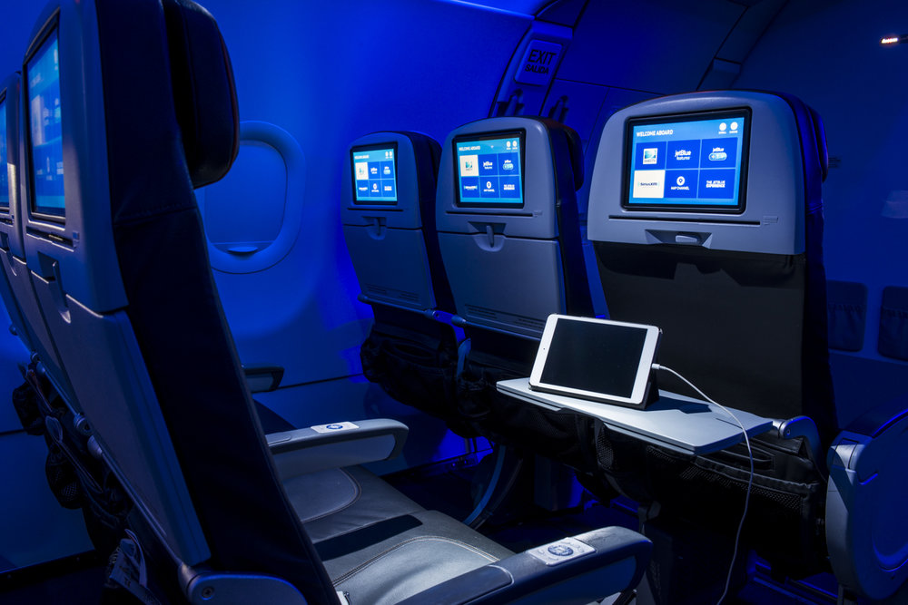 JetBlue: Even More Space