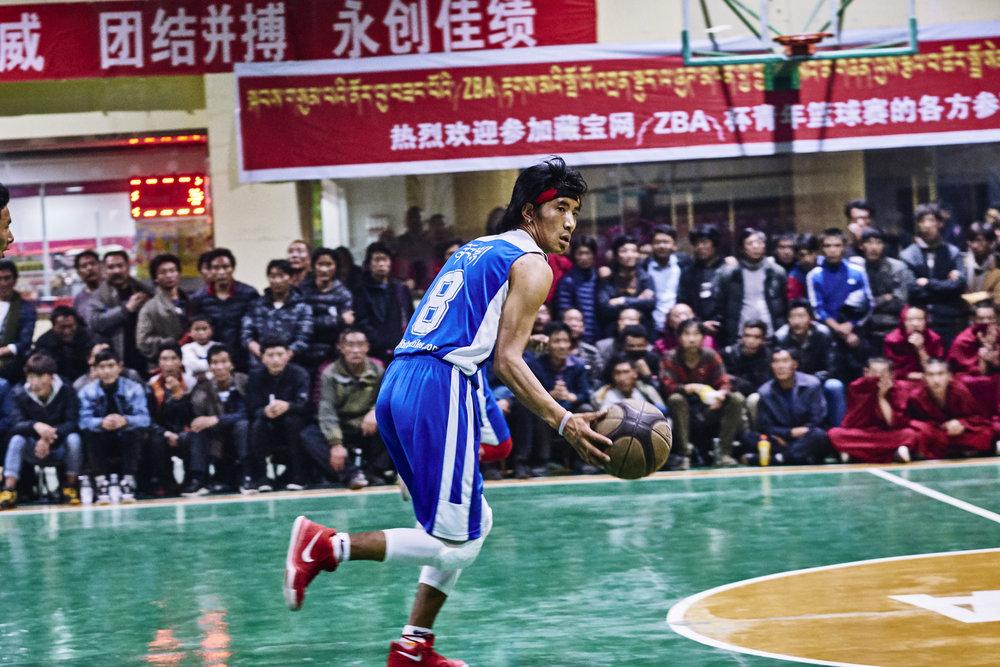 Dugya Bum, during ZBA tournament