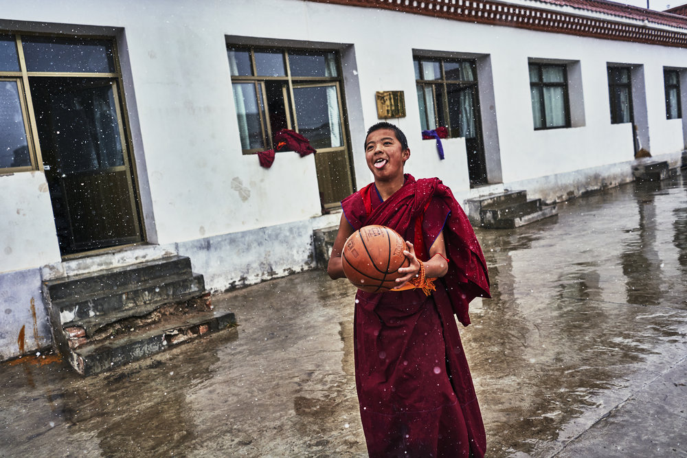 Ritoma Monks Sunday Ball