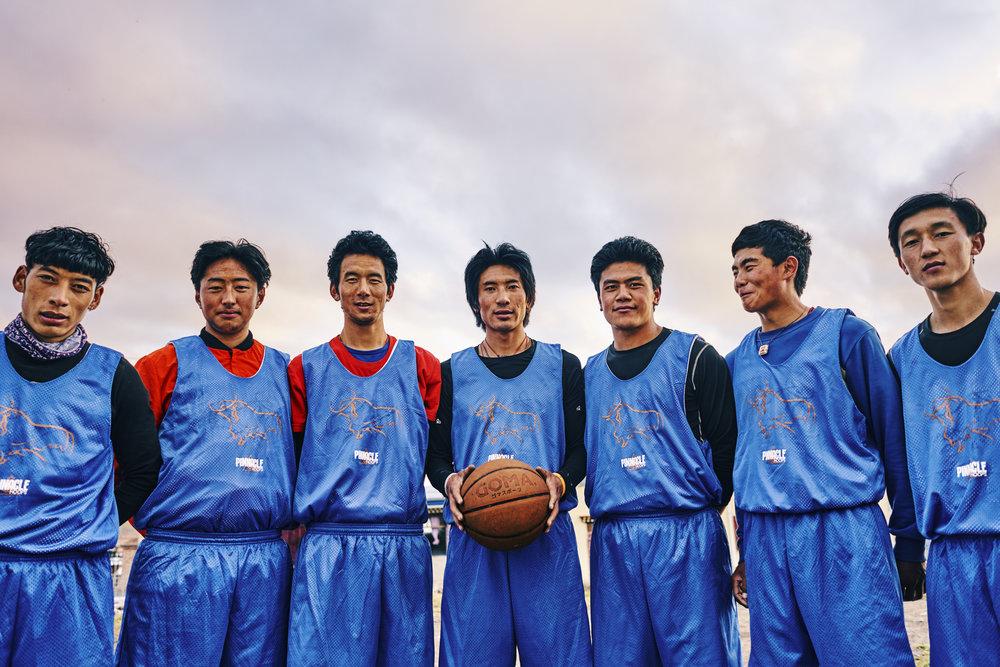 Norhla Men's Team