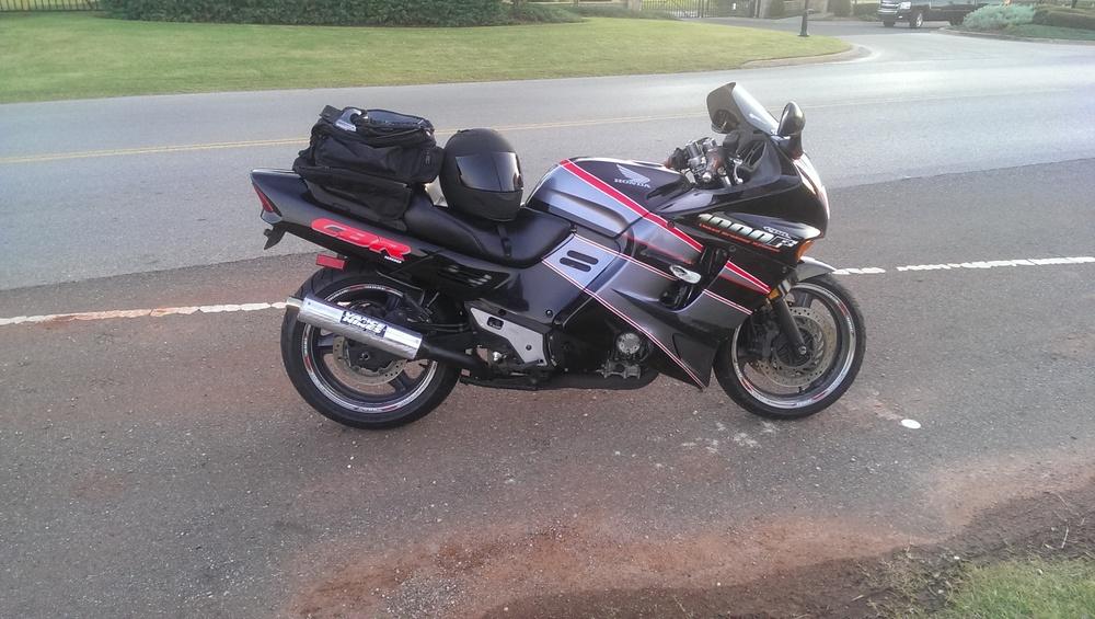 1993 Honda CBR1000f