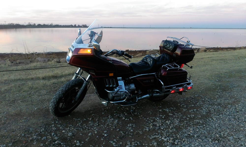 1981 Honda Goldwing GL1100