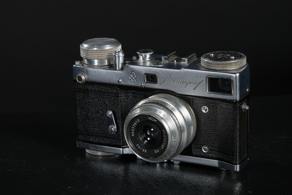 Leningrad Rangefinder low key