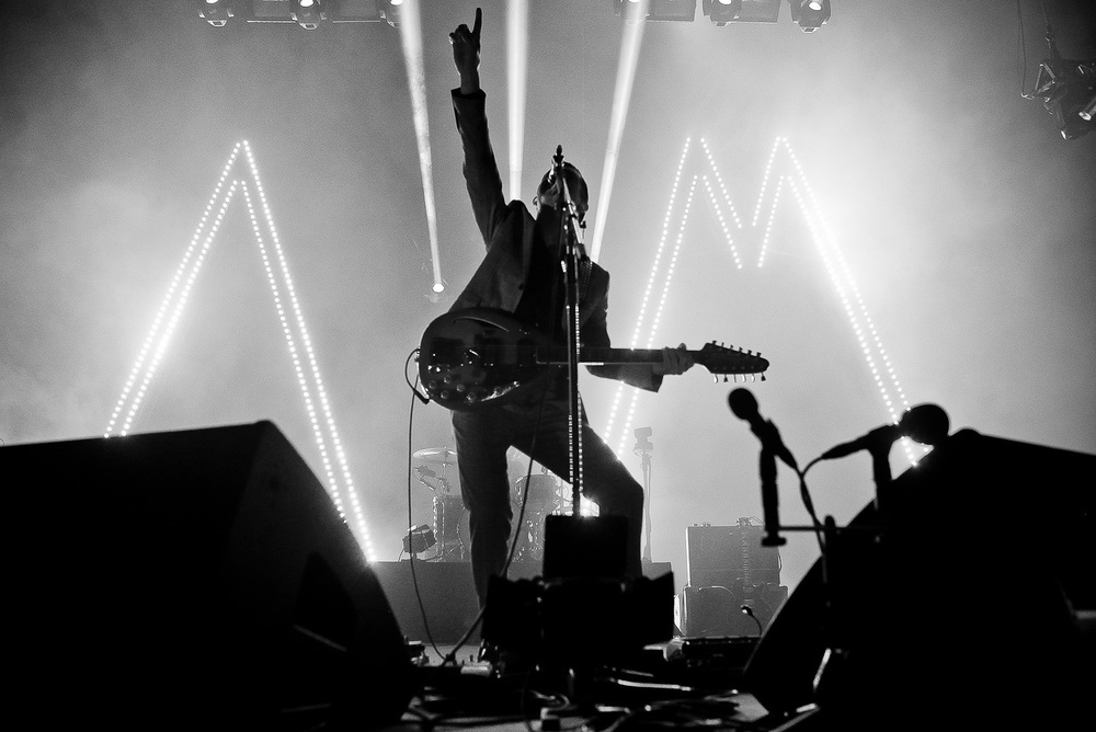 Arctic Monkeys, Sydney Entertainment Centre, May 2014