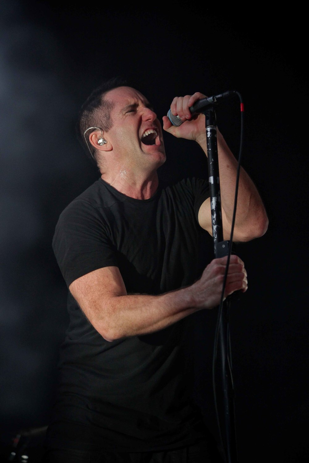 Nine Inch Nails, Sydney Entertainment Centre, March 2014