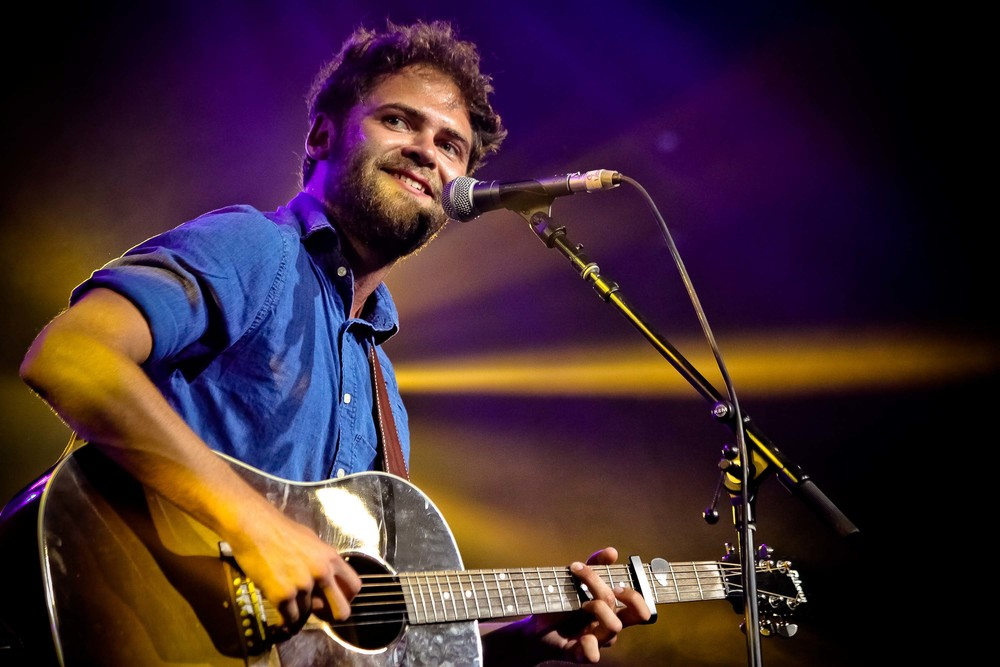 Passenger, Byron Bay Bluesfest, April 2014