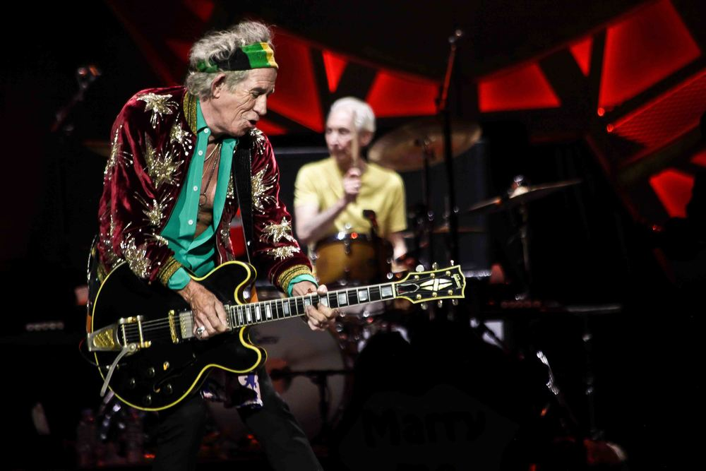 The Rolling Stones, Allphones Arena, November 2014