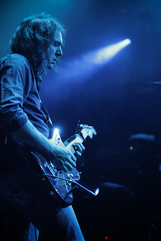 The War on Drugs - Metro Theatre, December 2014
