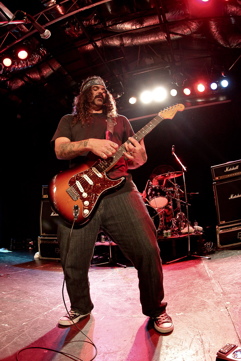Brant Bjork & The Bros - Cherry Rock Festival, May 2014