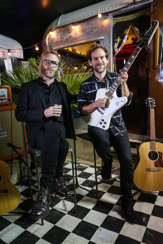 Matt Berninger & Bryce Dessner (The National)