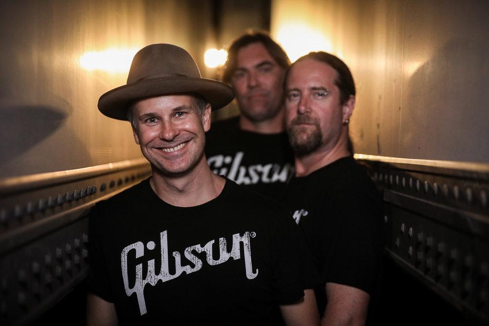 Clay Doughty ( Bluesfest Gibson Crew )