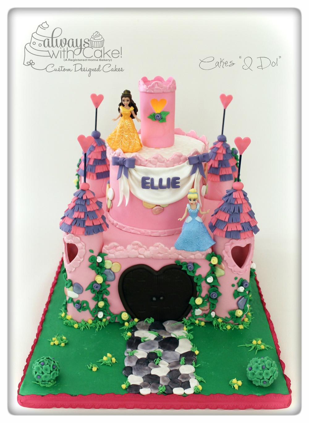 Princess Ellie Cake