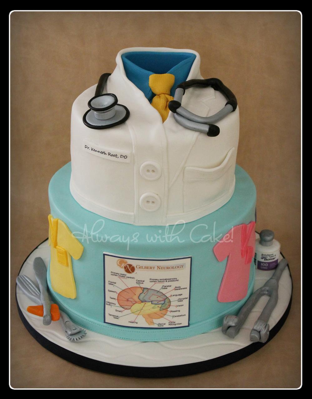 Doctor's Cake
