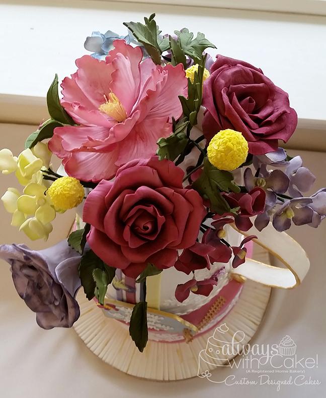 Sugar Flowers (Gumpaste Flowers)