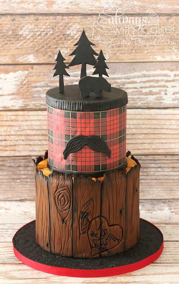 Lumberjack Cake