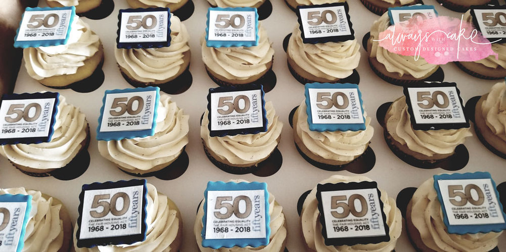 Corporate Cupcakes for Arizona Housing Department