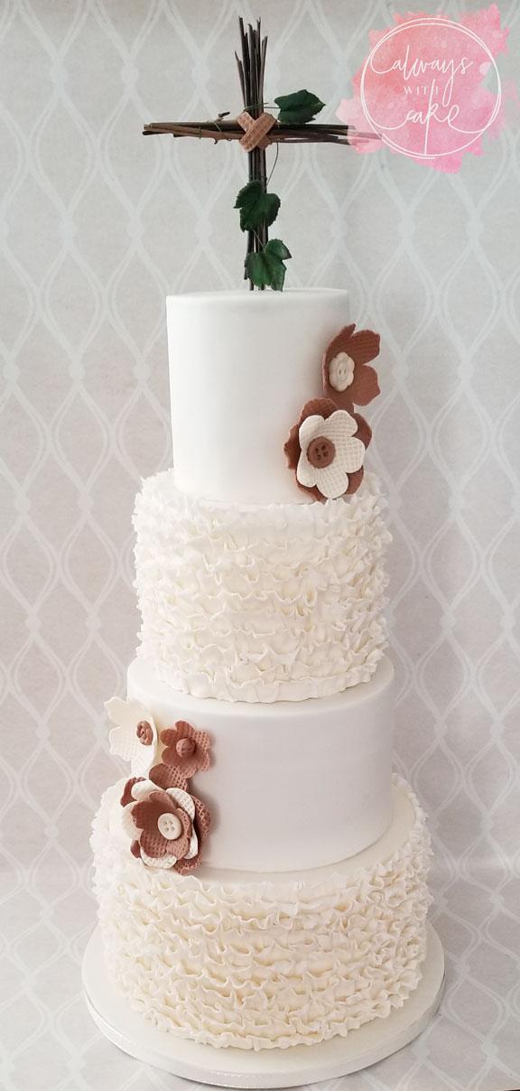 Communion Celebration Cake