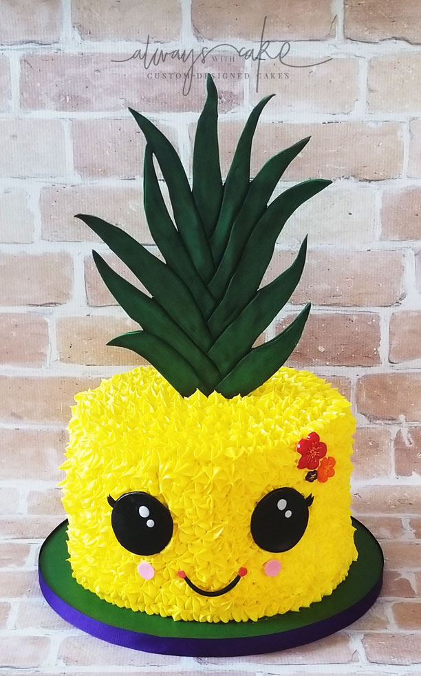 Miss Pineapple Cake