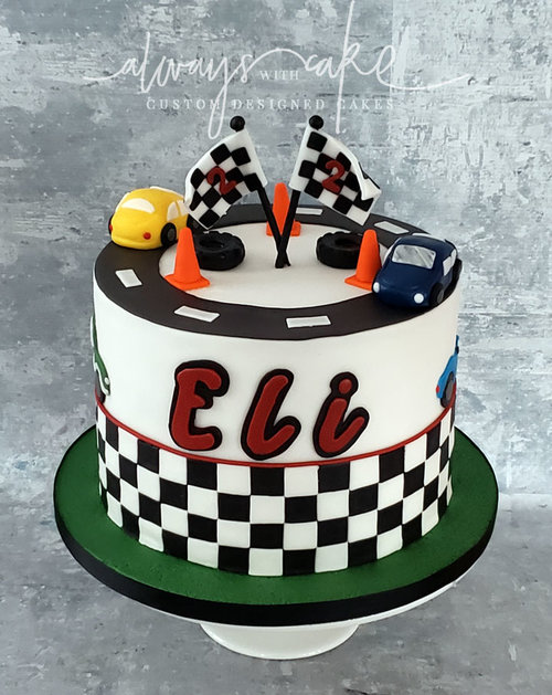Celebration Cakes Page 1