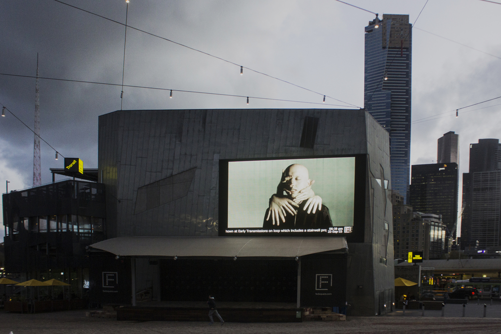 Channels Festival 2015 at Federation Square