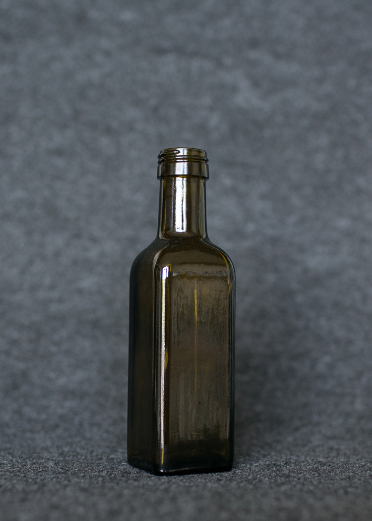 100 ml Quadra Marasca, Flint, Screwtop
