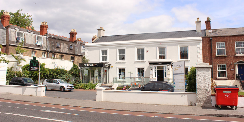 Our Clinic at Ranelagh