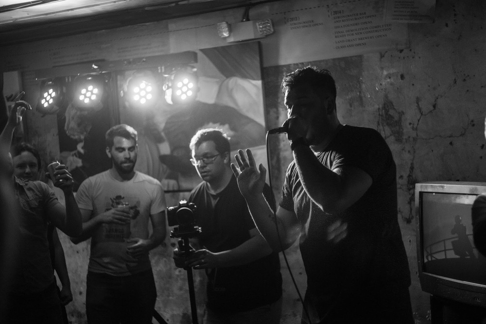 Courtesy TJ Hansen | Ginger Attack! Video Production