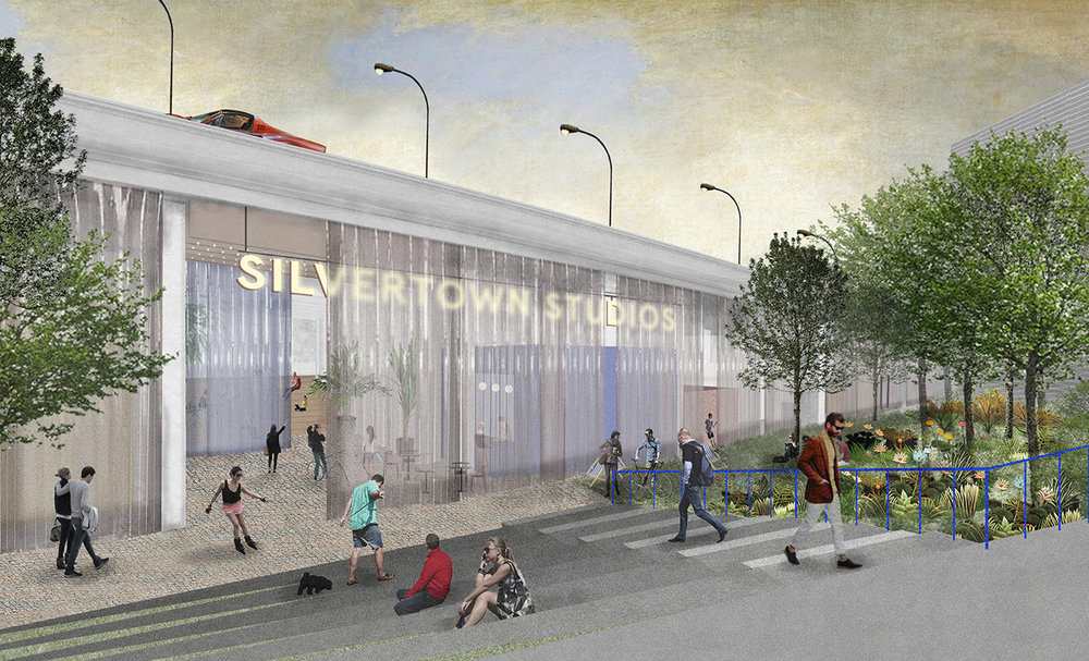 Silvertown Studios