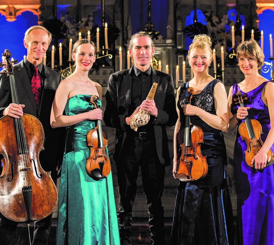 Te Ao Hou: Rob Thorne and the New Zealand String Quartet