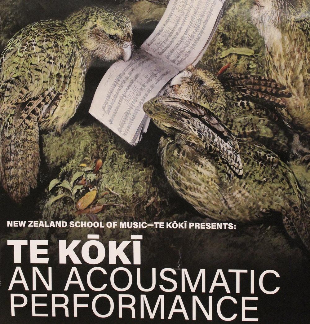 Te Koki Birdsong Project