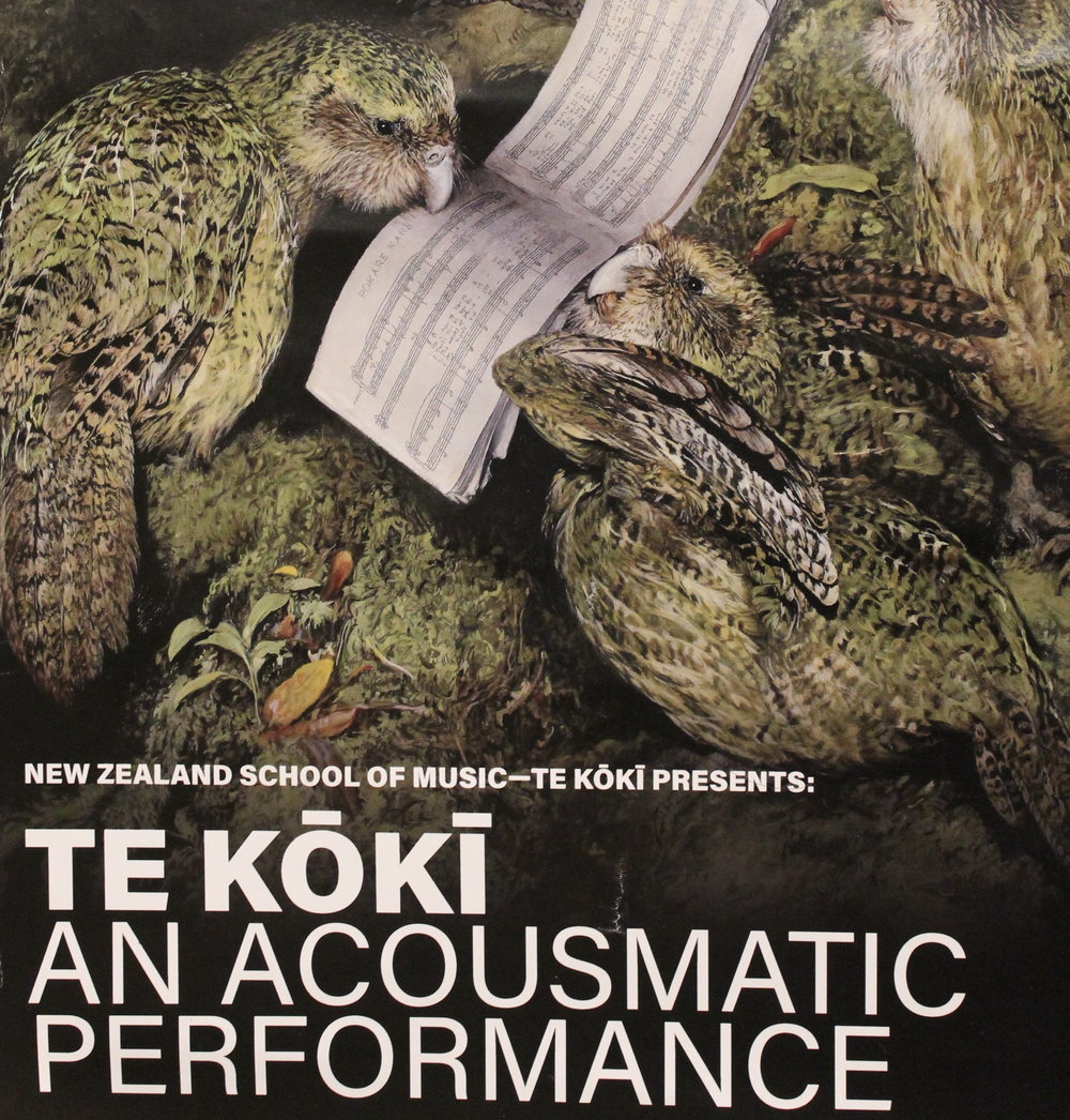 Te KōkīBirdsong Project