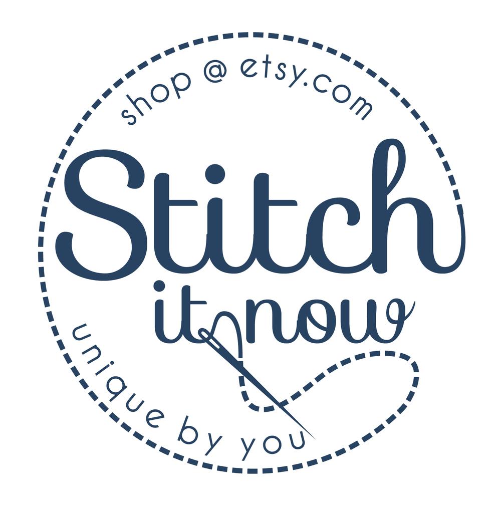Visit Stitch it Now's Etsy shop