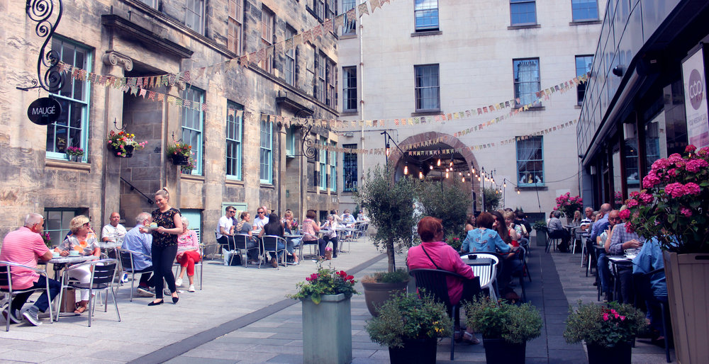 Award Winning Scottish Tea Rooms   Discover Cup Merchant City    Learn More