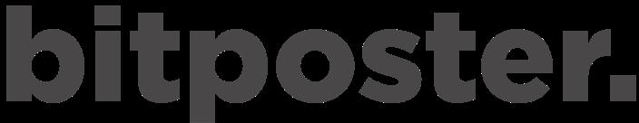 Image result for Bitposter logo